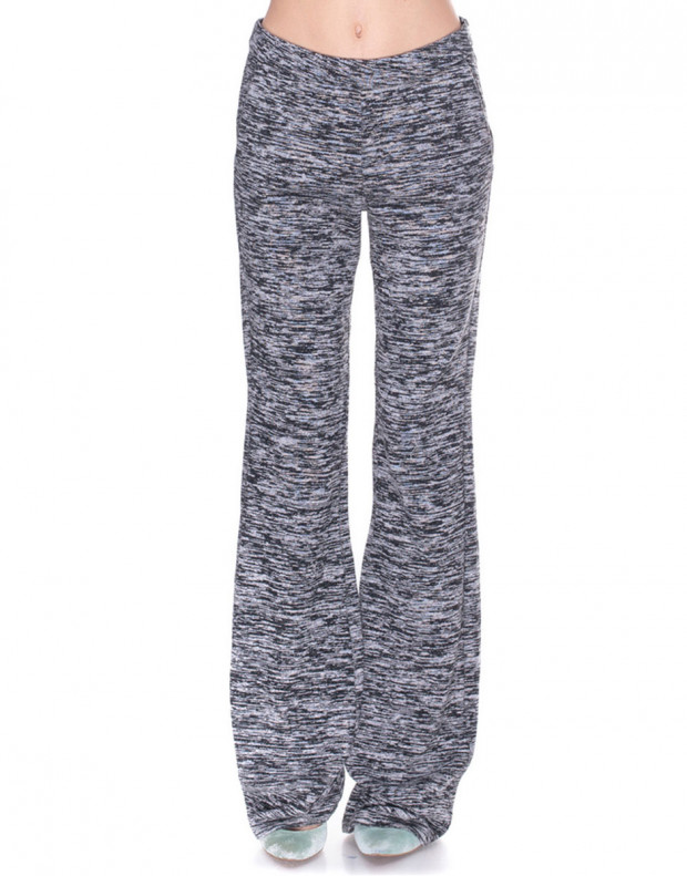 BERSHKA Low Pant Grey