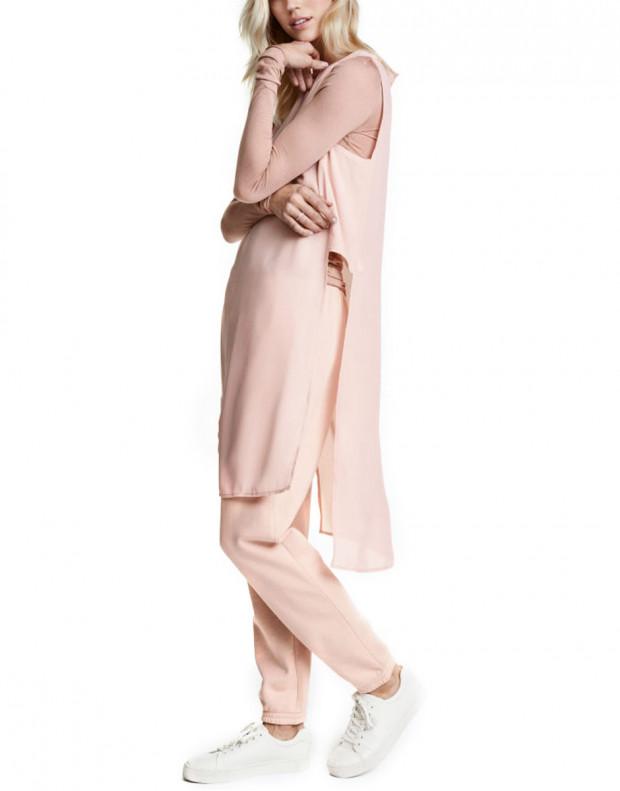 H&M Crepe Tunic Pink