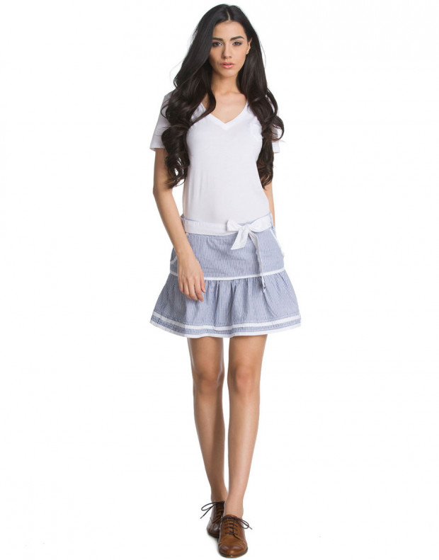 ROCK ANGEL Ribbon Skirt