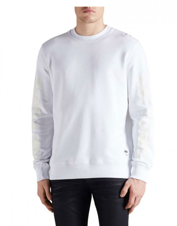 JACK&JONES Star Wars Sweater White
