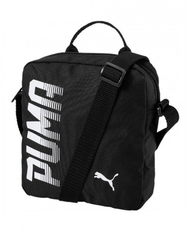 PUMA Pioneer Portable Bag Black