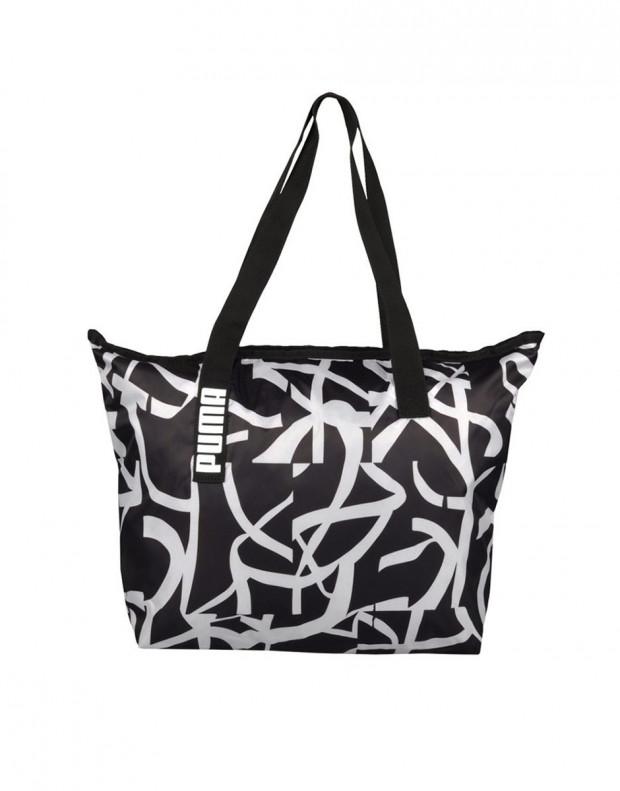 PUMA Core Active Shopper Bag Black