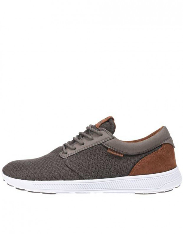 SUPRA Hammer Run Brown K