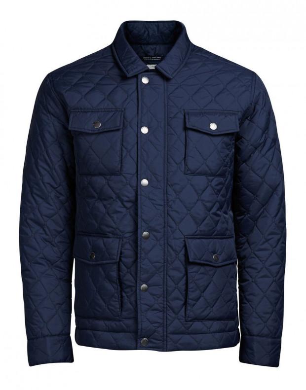 JACK&JONES Mont Jprluton Jacket Blue