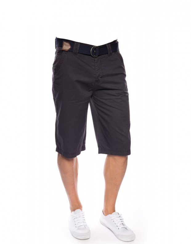 MZGZ Fisher Pant Black
