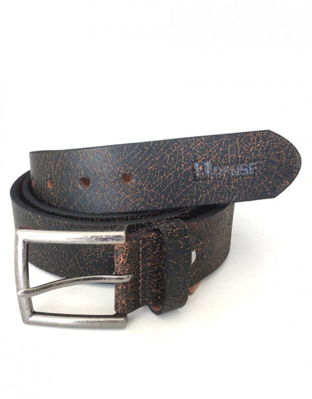 PAUSE Old Wood Belt