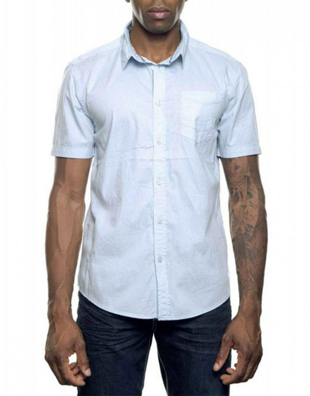 MZGZ Caradise Shirt Blue