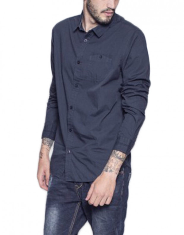 MZGZ Doobir Shirt Blue