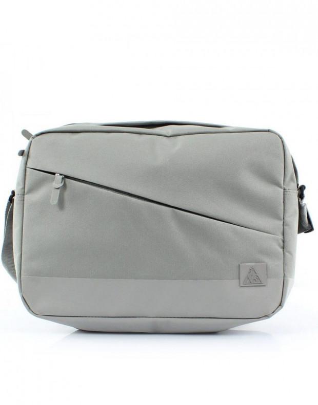 LE COQ SPORTIF Reporter Beton Bag Grey