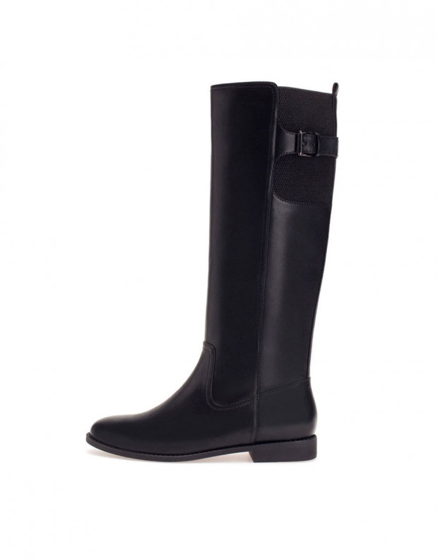 STRADIVARIUS High Boots Black