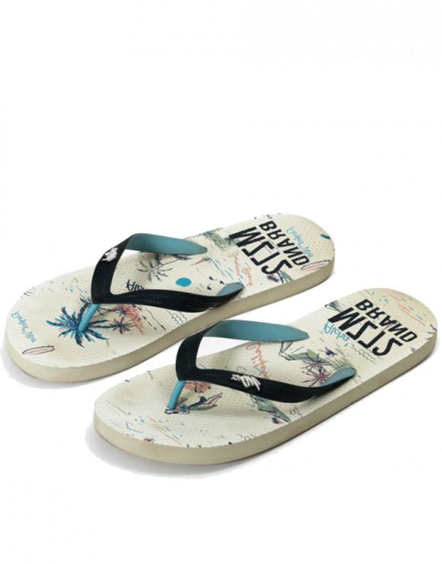 MZGZ Flip Flops Aloha