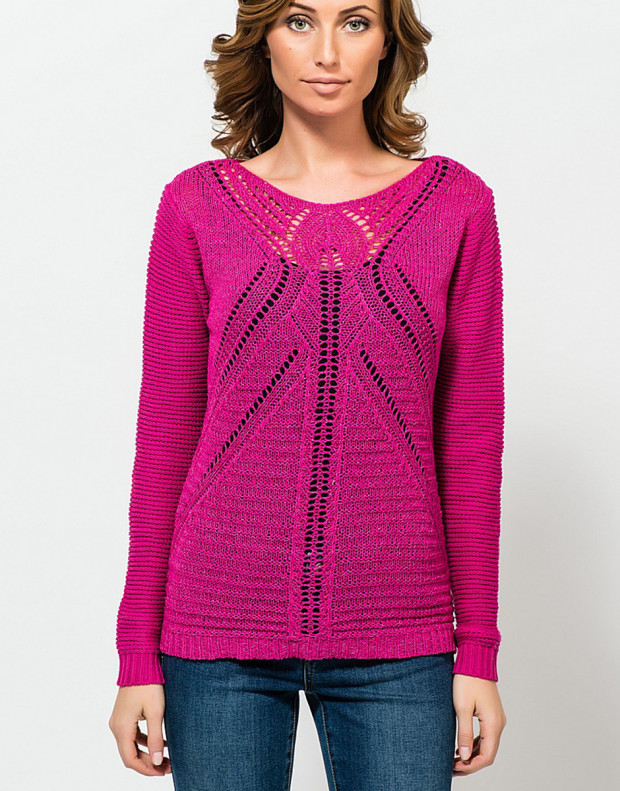 VILA Very Berry Pullover