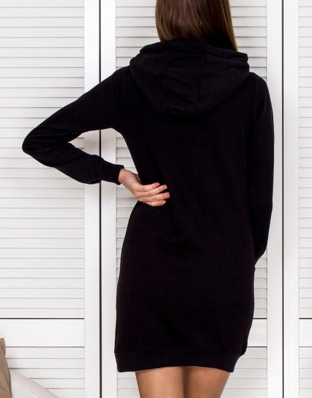 ROCK ANGEL Dresslike Tunic Black