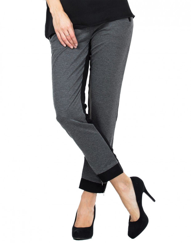 SUBLEVEL Elegant Grey Pant