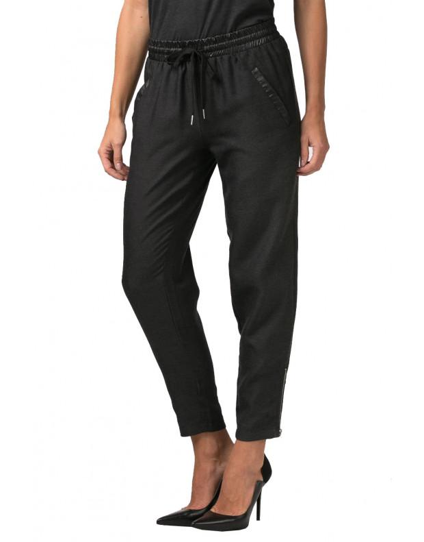 STITCH&SOUL Elegant Everyday Pant Black