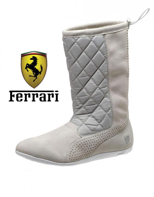 PUMA Femoto Ferrari Grey