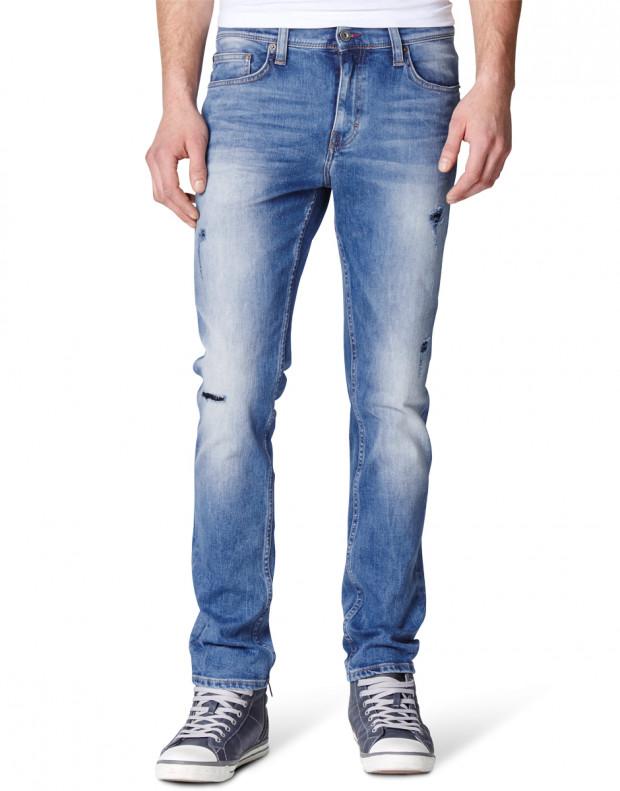MUSTANG Vegas Skinny Jeans Tier