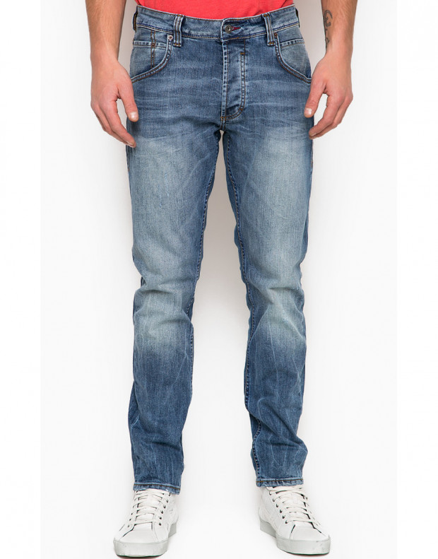 MUSTANG Michigan Tapered Jeans