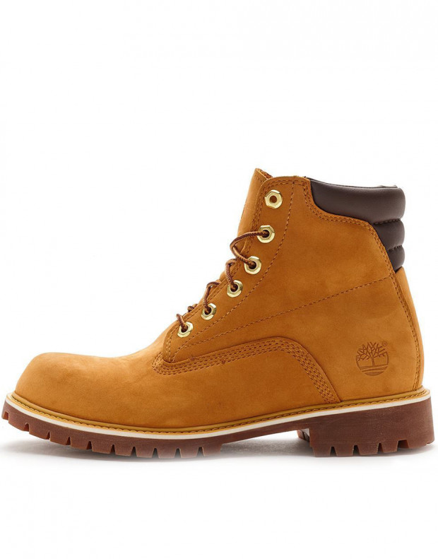 TIMBERLAND Alburn 6-inch Waterproof Boots All Brown