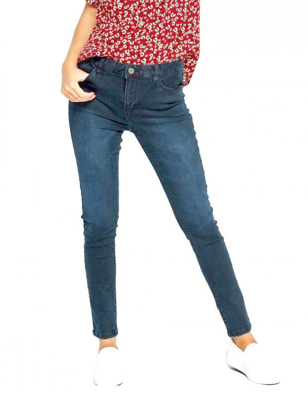 ZARA Basic Jeans Indigo