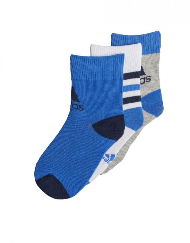 ADIDAS Ankle Socks 3 Pairs