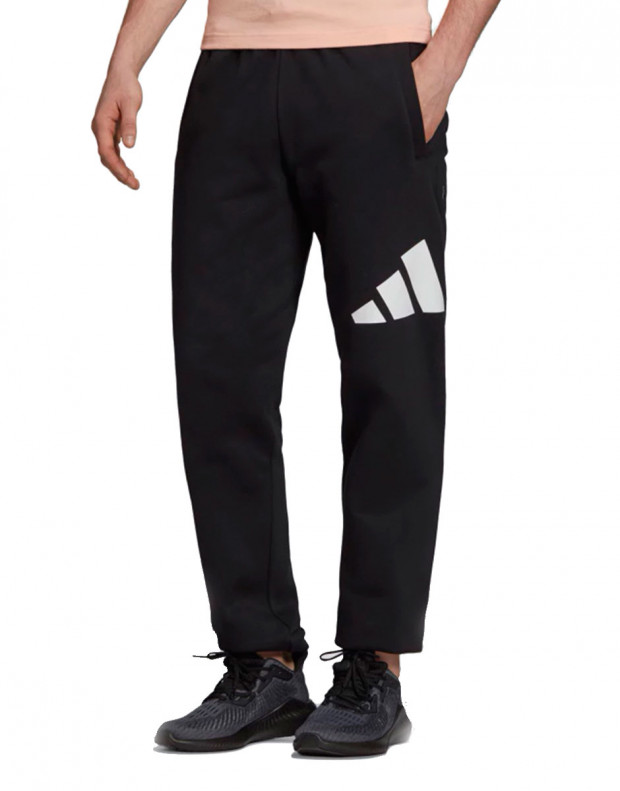 ADIDAS Athletics Pack Graphic Pants Black