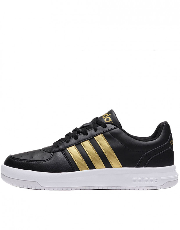 ADIDAS Cut Sneakers Black