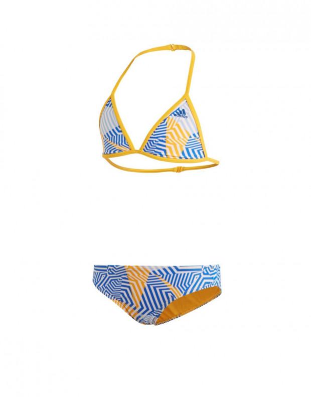 ADIDAS Girls 2 Pieces Swim Suit Multi