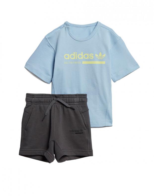 ADIDAS Kaval Shorts Set