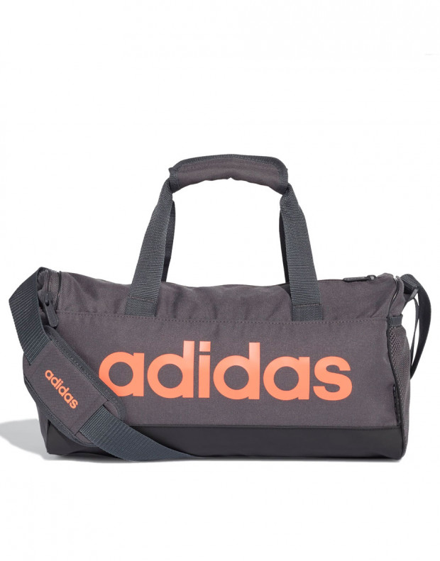ADIDAS Linear Duffel Bag Grey