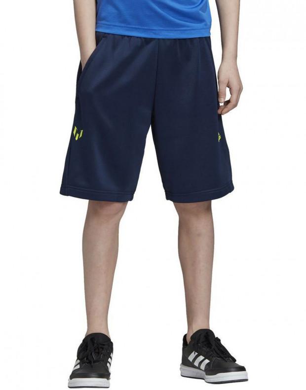 ADIDAS Messi YB Shorts Navy