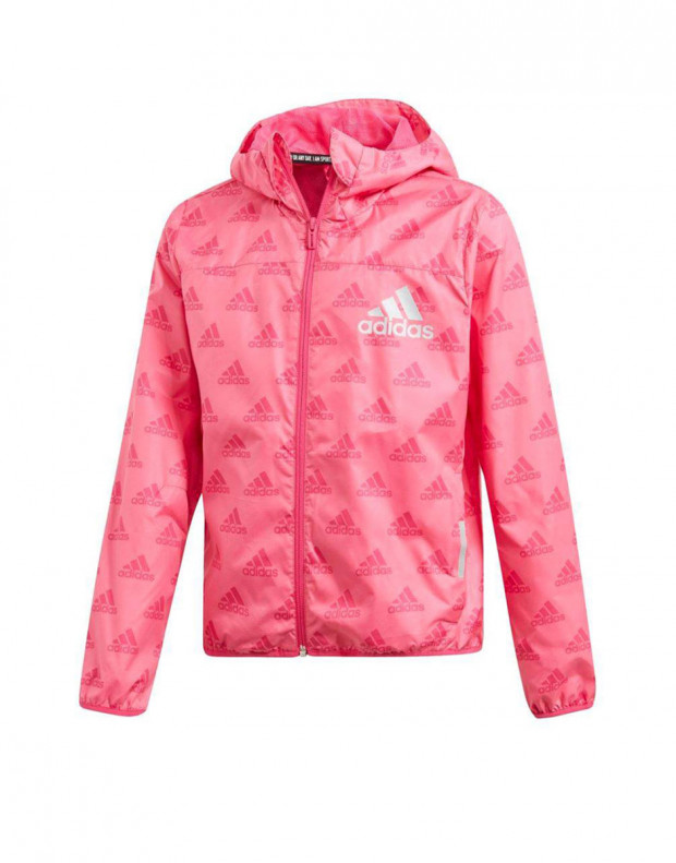 ADIDAS Must Have Wind Jacket Pink