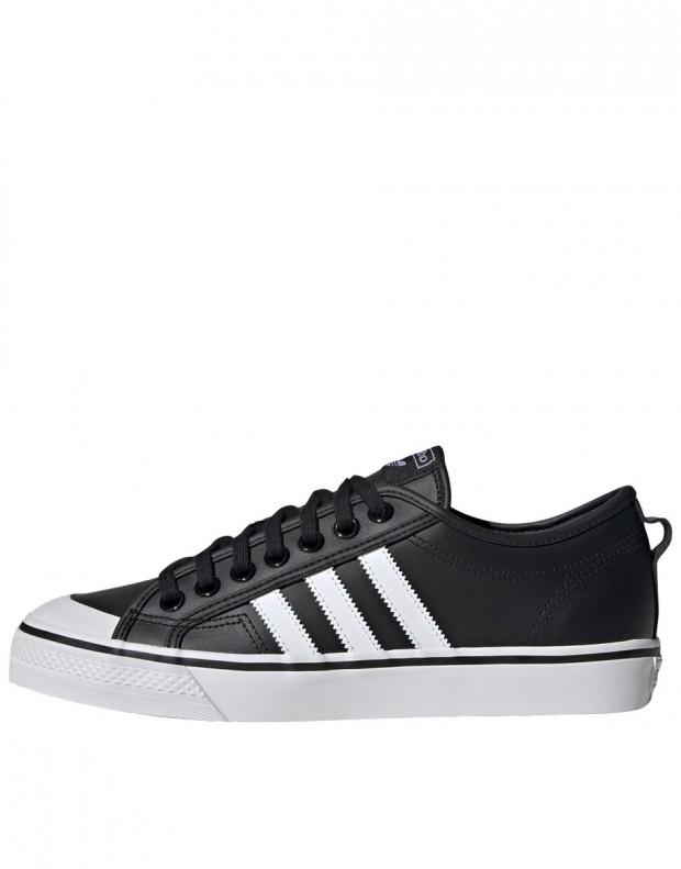 ADIDAS Nizza Sneakers Black