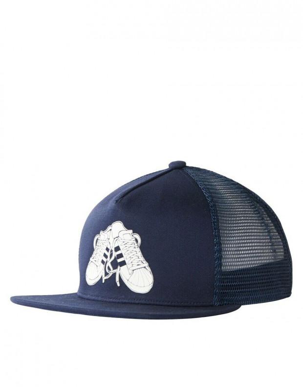 ADIDAS Originals Trucker Cap Sneaker Navy