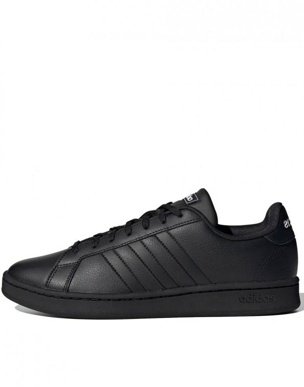 ADIDAS Tenis Grand Court All Black