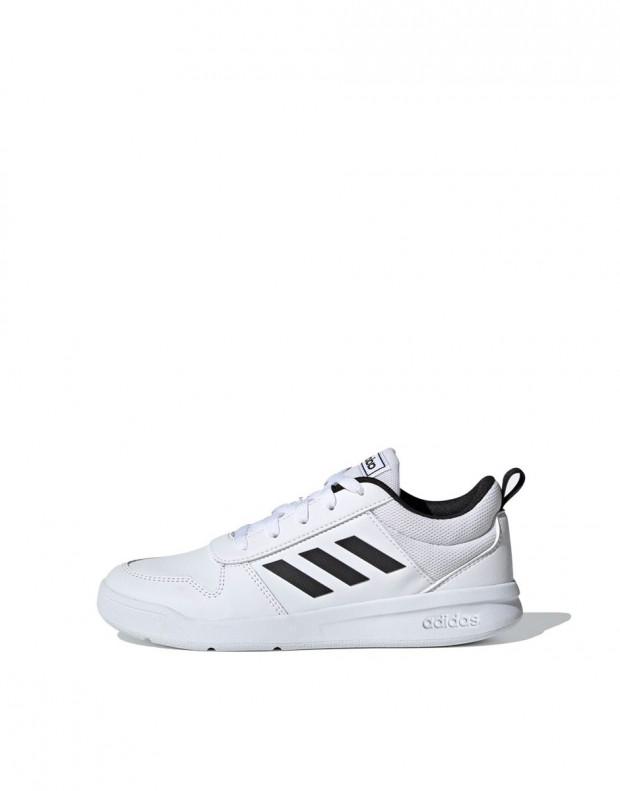 ADIDAS Tensaur K White Black