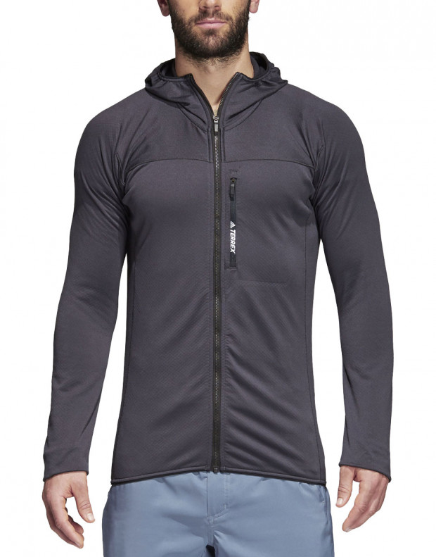 ADIDAS Terrex Jacket Grey