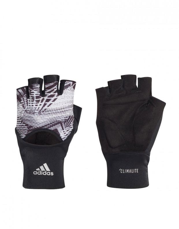 ADIDAS Womens Training Climalite Gloves Black