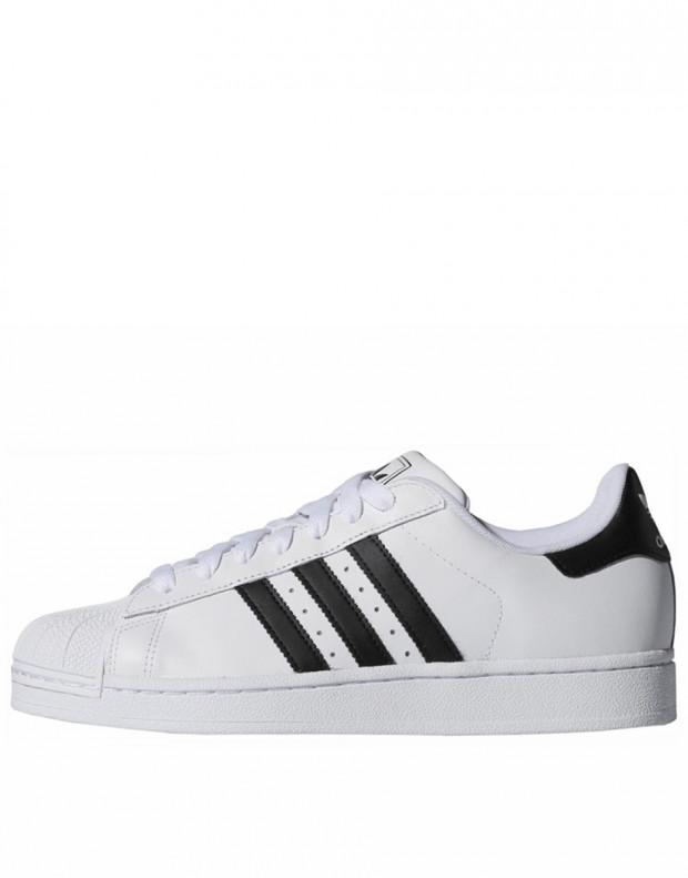 ADIDAS Superstar II White/Black