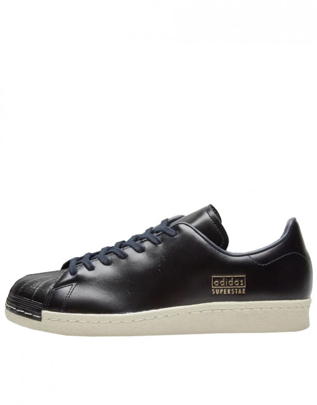 ADIDAS Superstar 80s Clean Black