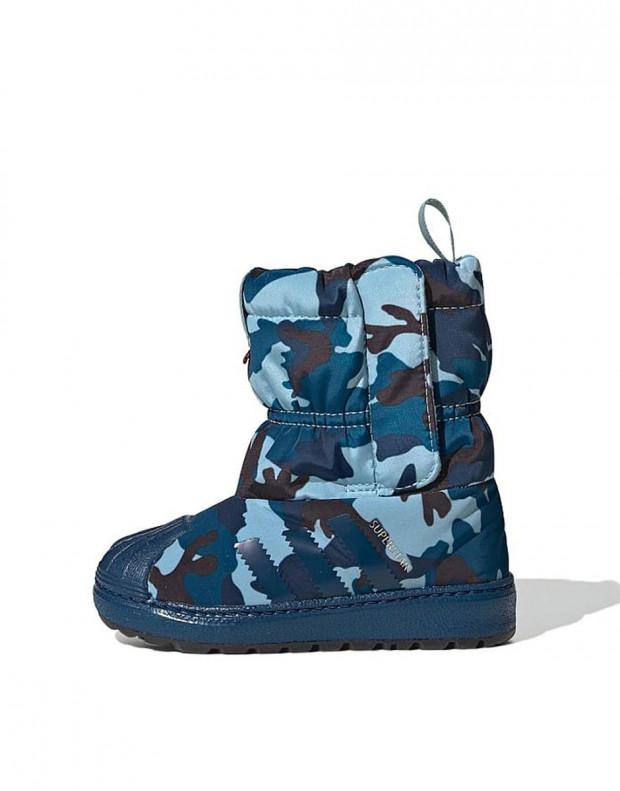 ADIDAS Superstar Winter Boots Camo