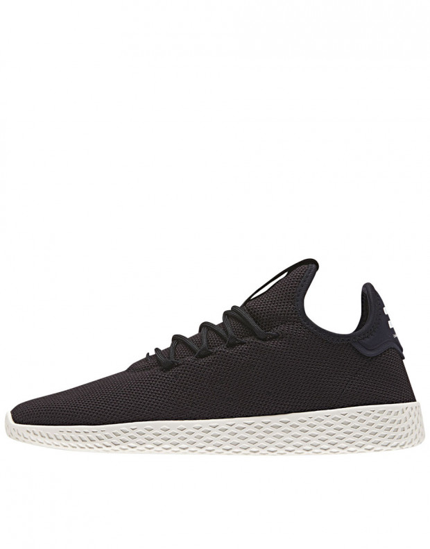 ADIDAS x Pharrell Williams Tennis Hu Black