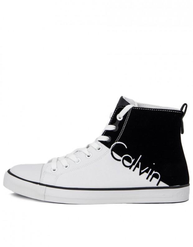 CALVIN KLEIN Ajax Sneakers White