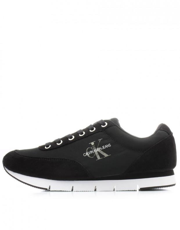 CALVIN KLEIN Jarod Shoes Black