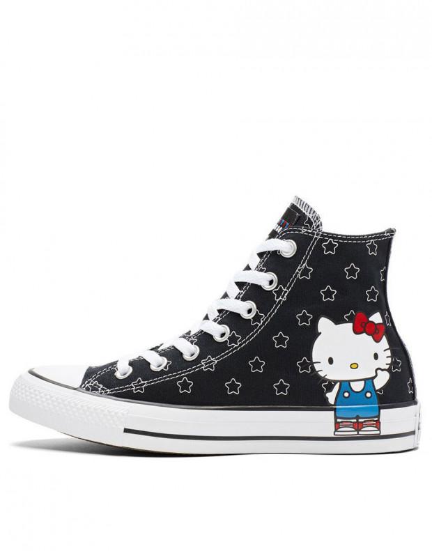 CONVERSE x Hello Kitty Chuck Taylor All Star Hi Black