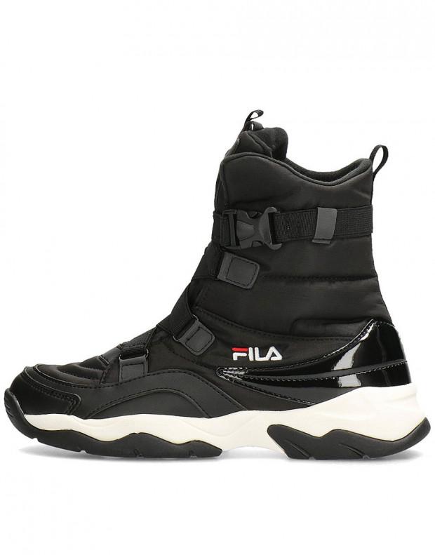 FILA Ray Neve Boot Black