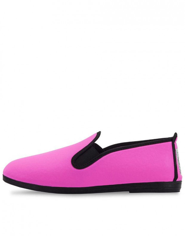 FLOSSY Slip On Neon Pink