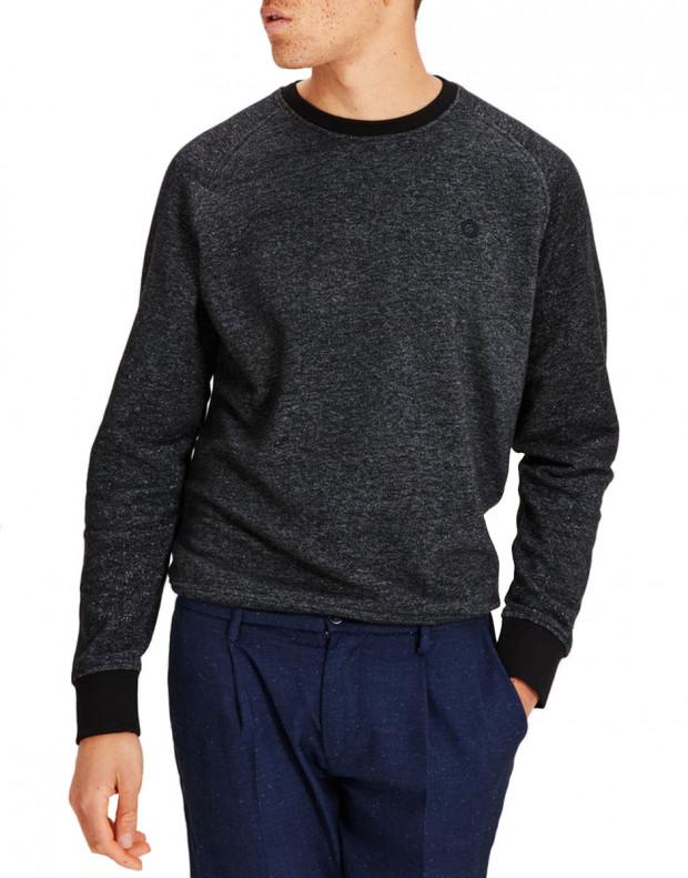 JACK&JONES Casual Sweatshirt Black