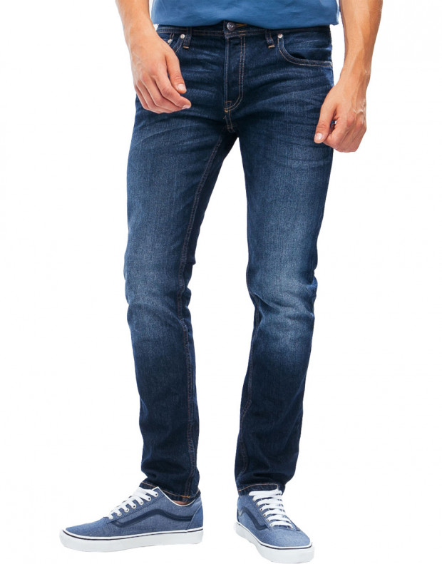 JACK&JONES Slim Fit Jeans B. Denim
