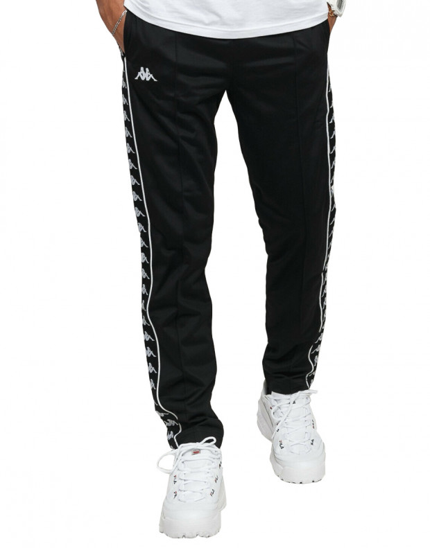KAPPA Astoria Slim Banda Trackpant Black
